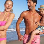 Hvordan få det beste ut av ferien med småbarn