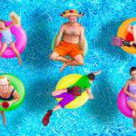 Småbarnsfamilier - velg disse feriemålene