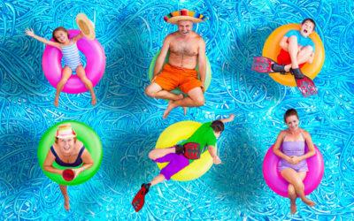 Småbarnsfamilier – velg disse feriemålene