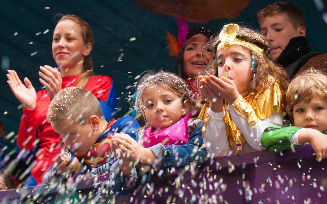 Reise med barn til Gran Canaria